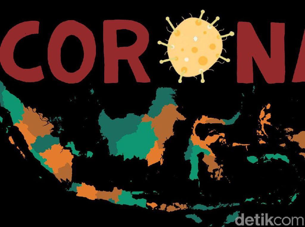 Puncak Corona RI Diprediksi Juni, Cuti Lebaran Dikaji Lagi