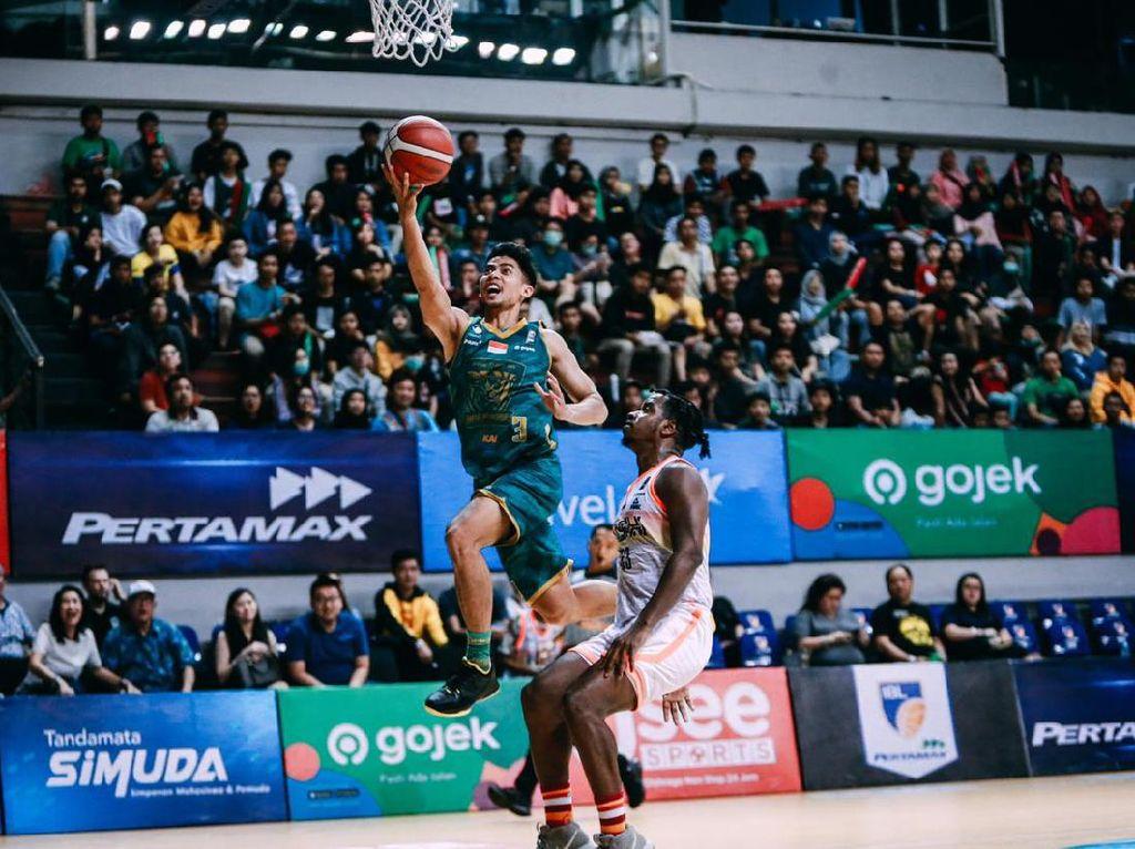 Respons Wasit FIBA Soal IBL yang Batal Lanjut
