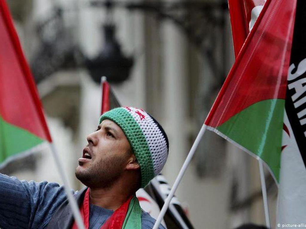 Manuver Diplomasi Maroko Ciptakan Ketegangan Baru di Sahara Barat