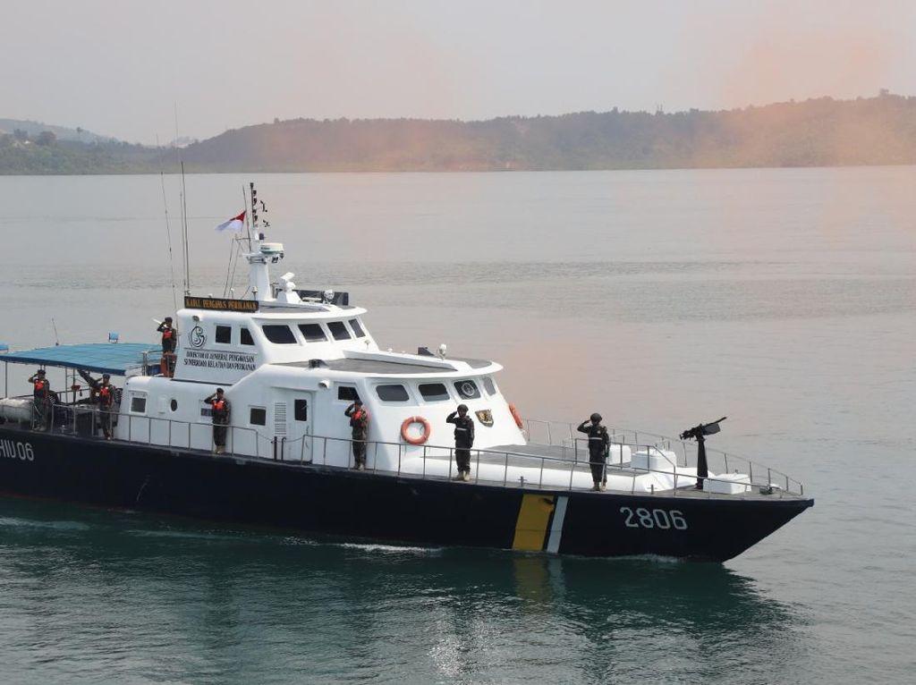 Jurus KKP Berantas Illegal Fishing di Tengah Pandemi COVID-19