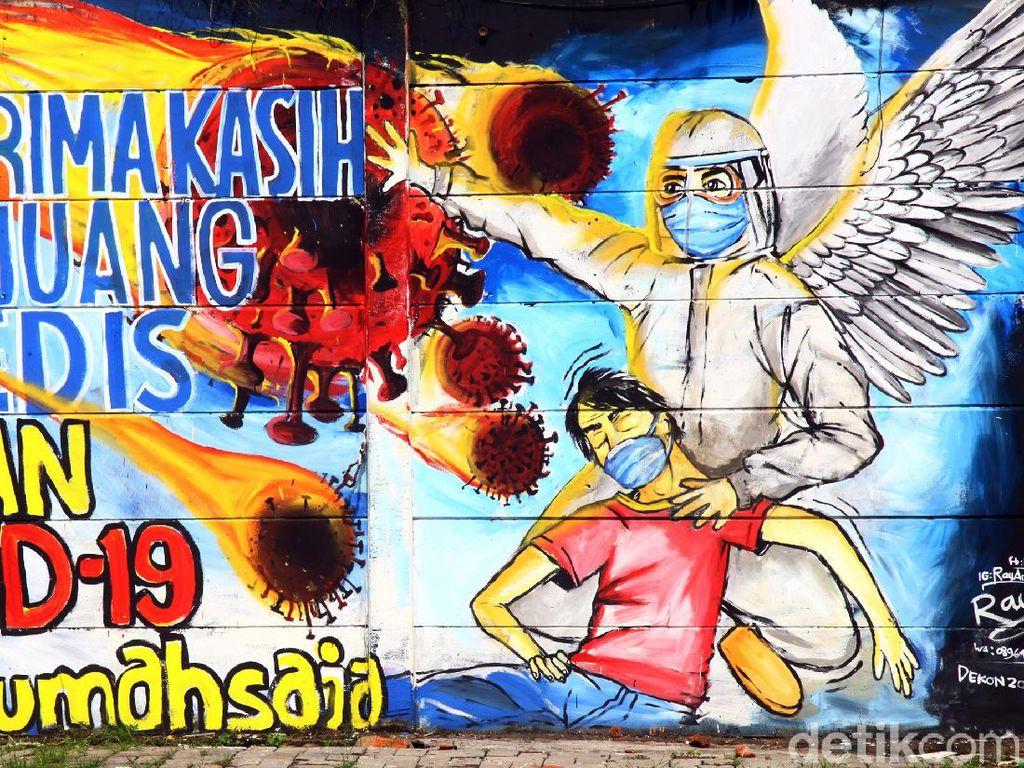 104 Kabupaten Kota di Indonesia Masuk Zona Hijau COVID-19