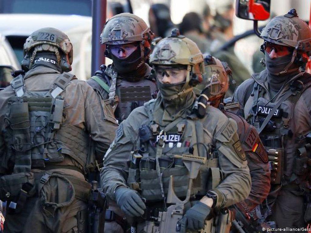 Polisi Jerman Bongkar Sel ISIS yang Rencanakan Aksi Teror dan Pembunuhan