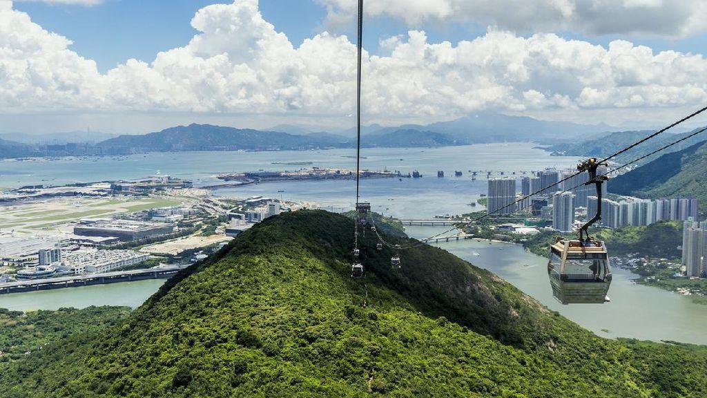 Potret Hong Kong yang Belum Tersentuh Corona