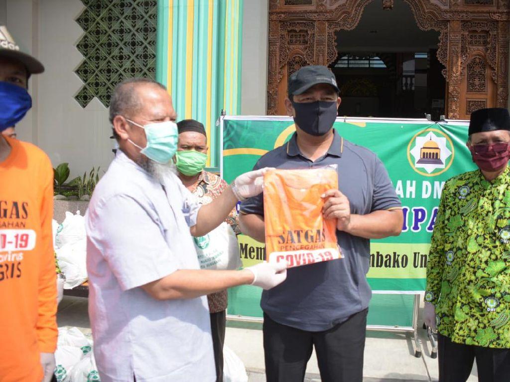 Wabah Corona, Walkot Semarang Minta DMI Lantunkan Doa Lewat Toa Masjid