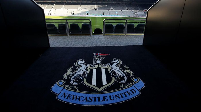 NEWCASTLE UPON TYNE, ENGLAND - JANUARY 01: General view inside the stadium ahead of the Premier League match between Newcastle United and Leicester City at St. James Park on January 01, 2020 in Newcastle upon Tyne, United Kingdom. (Photo by Nigel Roddis/Getty Images)