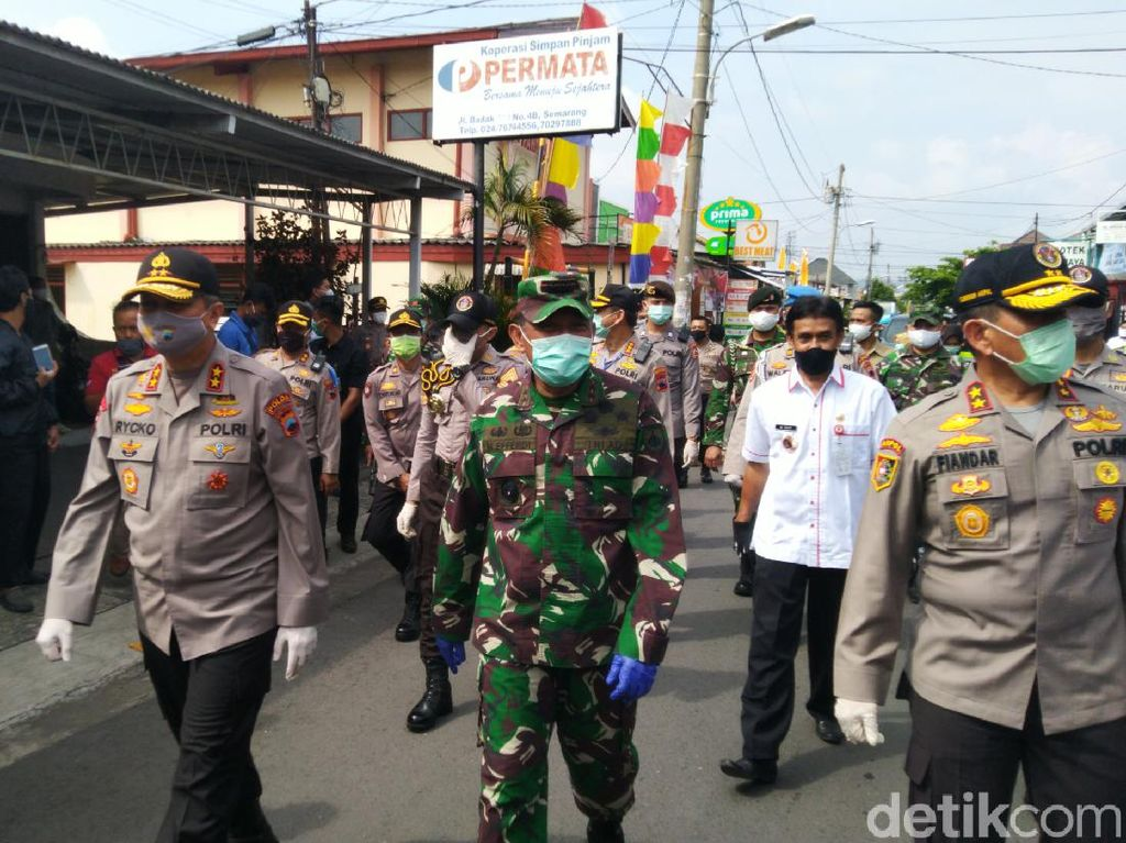 Oknum TNI Curi Kabel Telkom, Pangdam Diponegoro: Pasti Diproses Hukum!