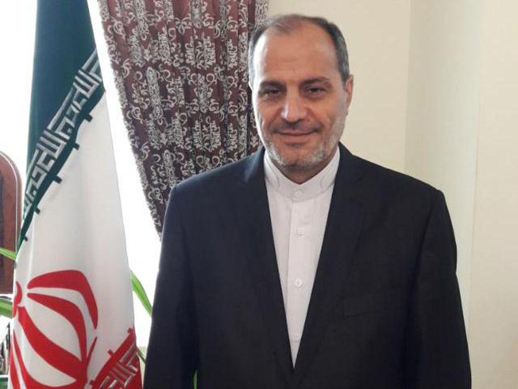 Dubes Iran Bicara Perang Lawan Corona di Tengah Embargo Amerika