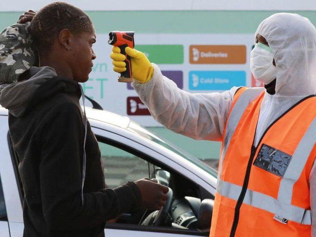 Virus Corona Telah Membunuh 1.000 Orang di Afrika
