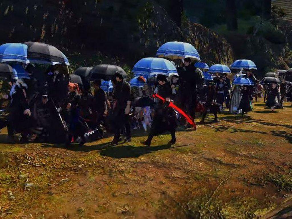 Gamer Meninggal Kena COVID-19, Pemakaman Digelar In-Game