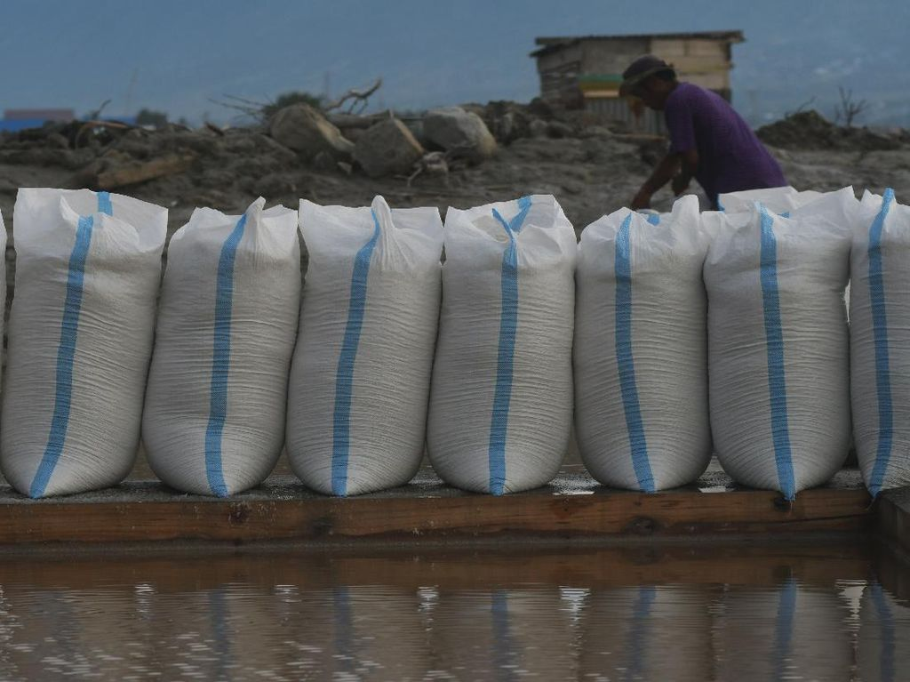 Aceh Impor Garam dari Thailand, Ekspor Kopi ke AS