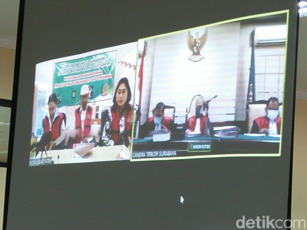 Kasus Korupsi Jasmas Rp 5 M, Anggota DPRD Surabaya Divonis Bebas
