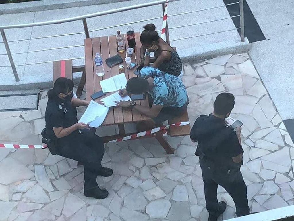 Gara-gara Minum Bareng dan Ciuman, Pasangan Ini Didenda Polisi