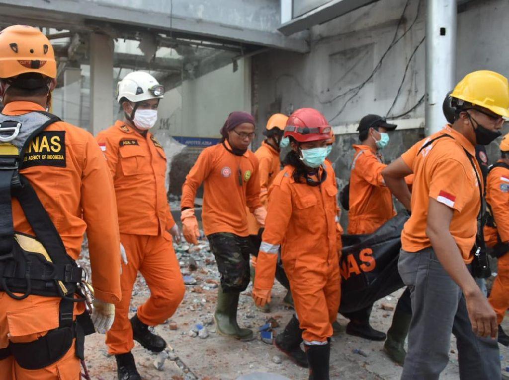 Seorang Pekerja Bangunan Tewas Tertimpa Tembok Roboh di Semarang