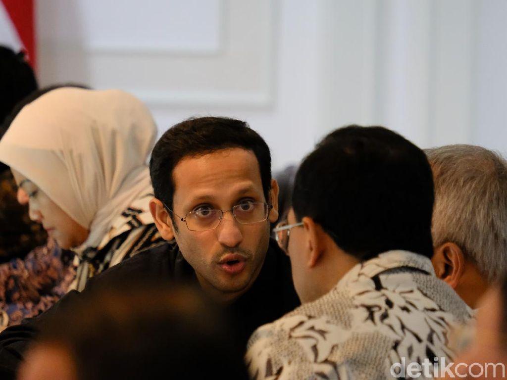 Nadiem Luncurkan Beasiswa Mobilitas Internasional Mahasiswa Indonesia