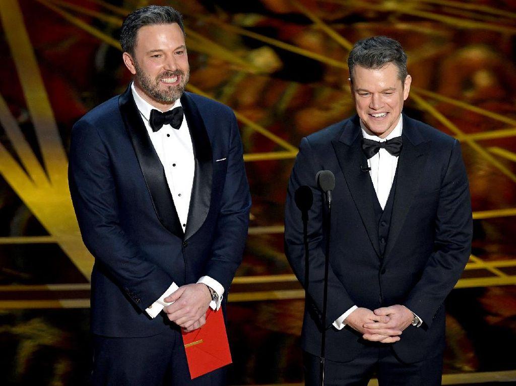 Ben Affleck-Matt Damon Gelar Turnamen Judi Kumpulkan Dana untuk Tenaga Medis