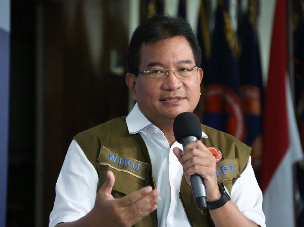 Gugus Tugas Catat 55,4% Daerah di RI Masuk Zona Kuning-Hijau Corona