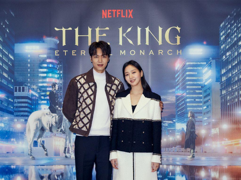 Beradu Akting dengan Kim Go Eun Jadi Harapan Lee Min Ho Sejak Lama