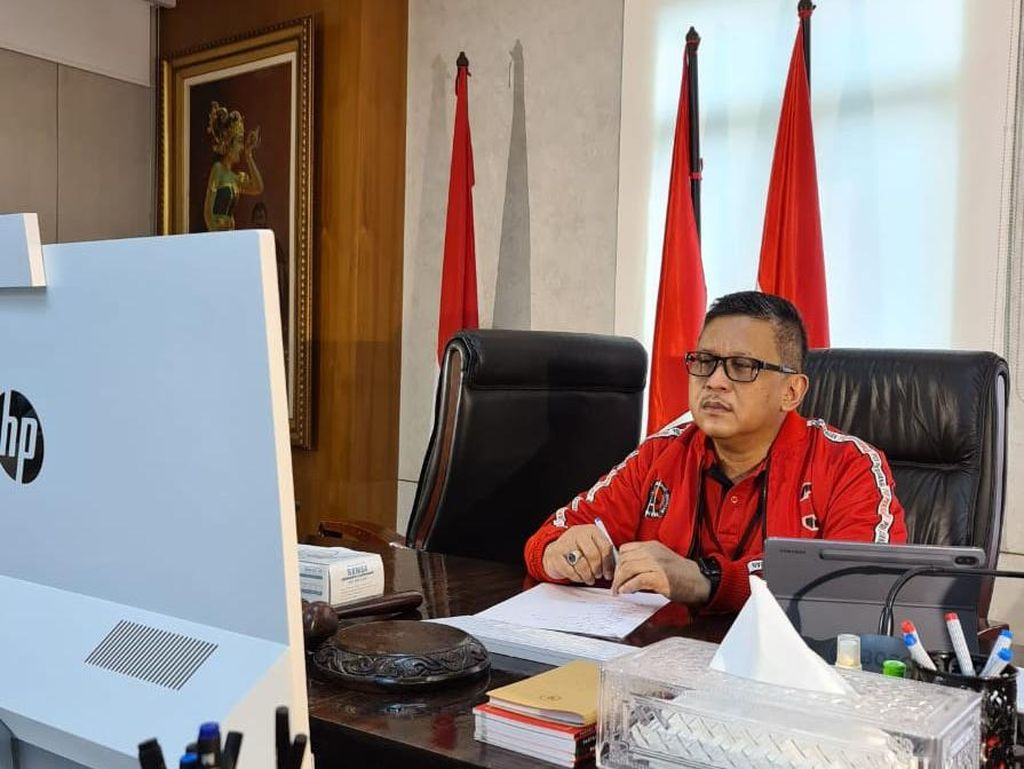 Jaksa Ungkap Percakapan Hasto-Saeful soal DP Penghijauan Rp 600 Juta