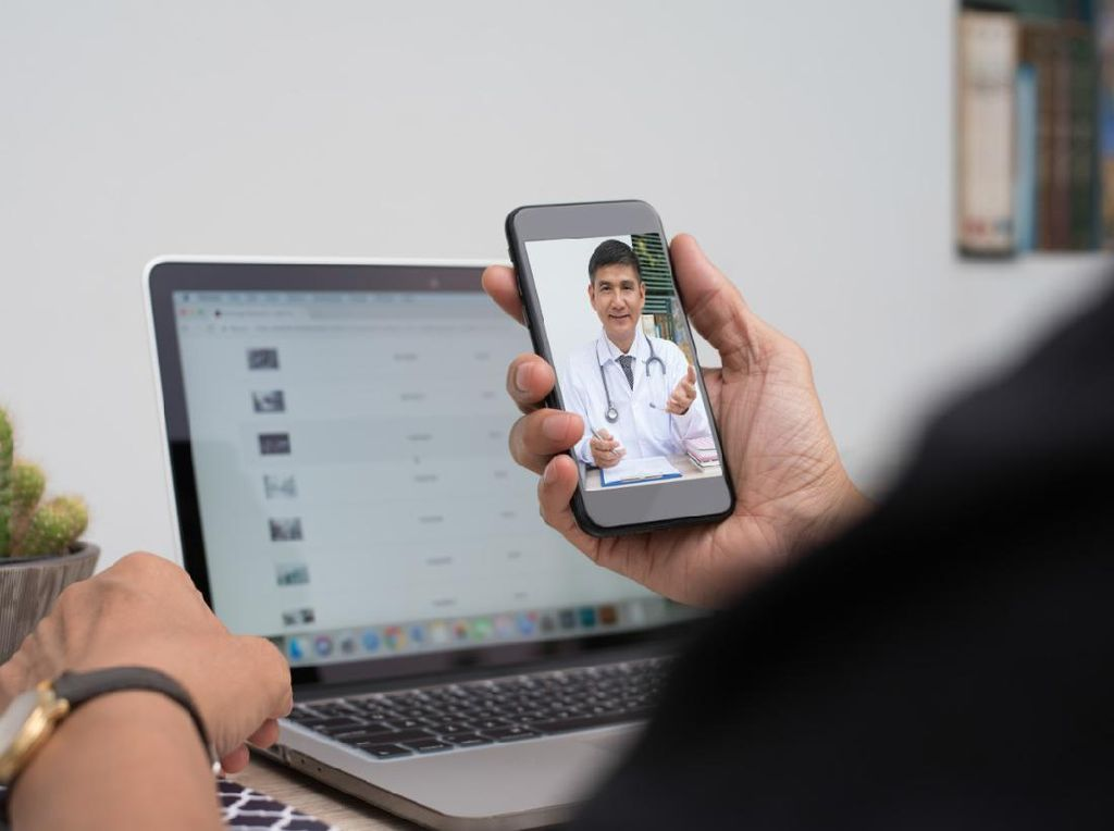 Pantau Pasien, Dokter Bisa Manfaatkan Aplikasi Mobile JKN