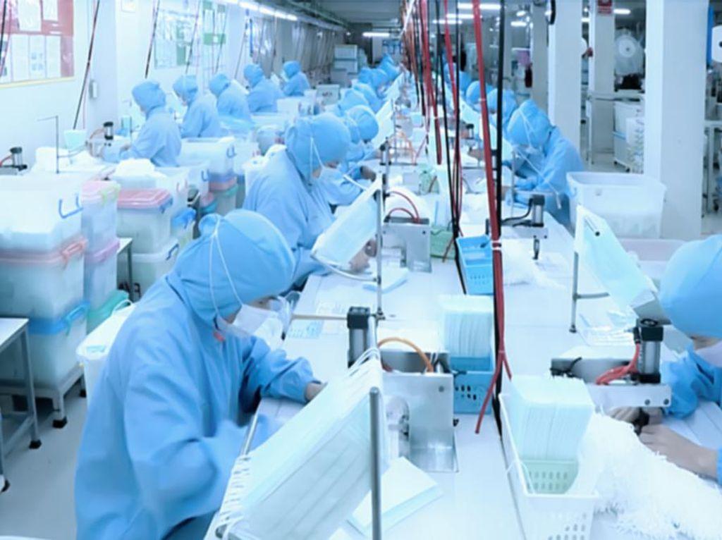 238 Karyawan LG Positif Corona, Ini Kriteria Pekerjaan Berisiko Menurut WHO