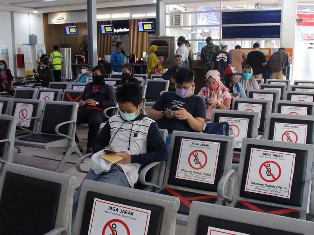 Jokowi Larang Mudik, Ini 6 Dampaknya pada Kondisi Wabah Corona