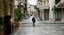 500 Warga Meninggal Karena Corona, Yunani Lockdown Wilayah Kozani