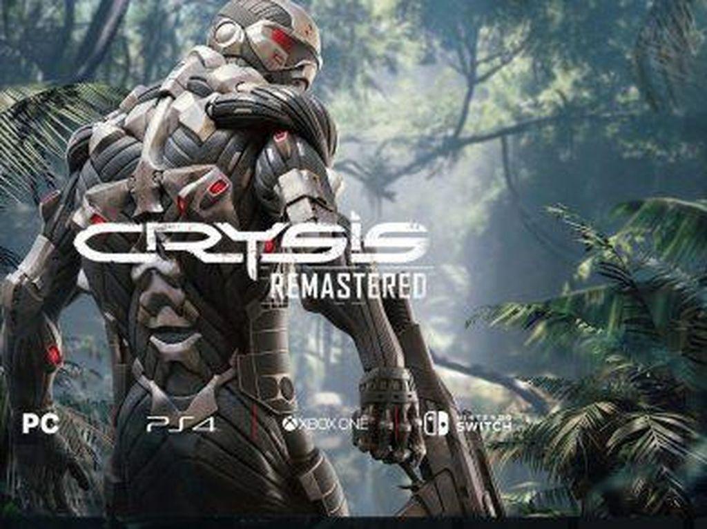 Wah! Crysis Remastered Bakal Bisa Dimainkan di Nintendo Switch
