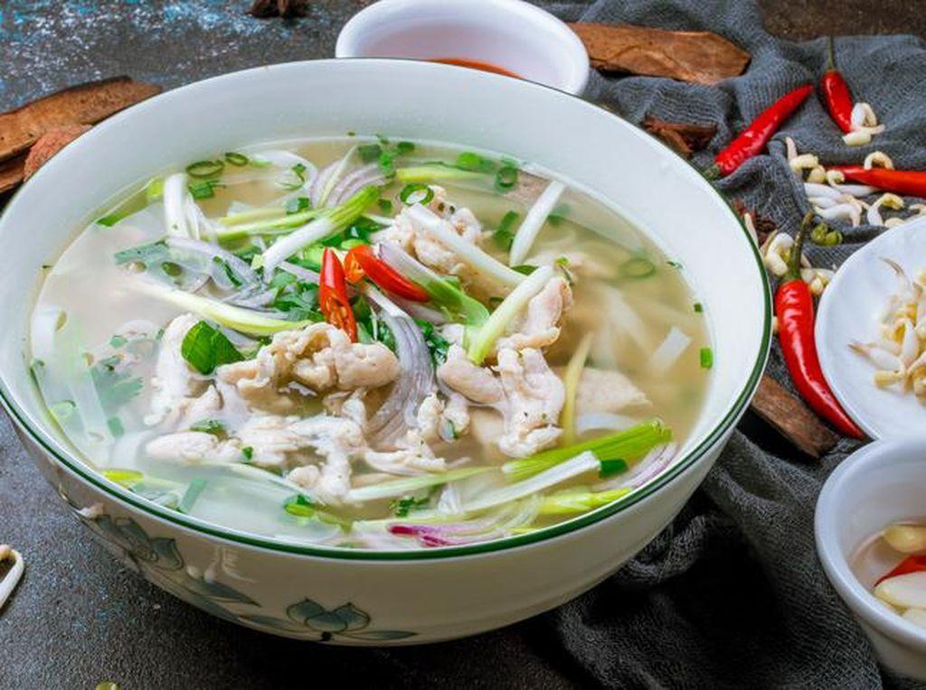 Resep Sup Bihun Ayam yang Segar Kaya Nutrisi