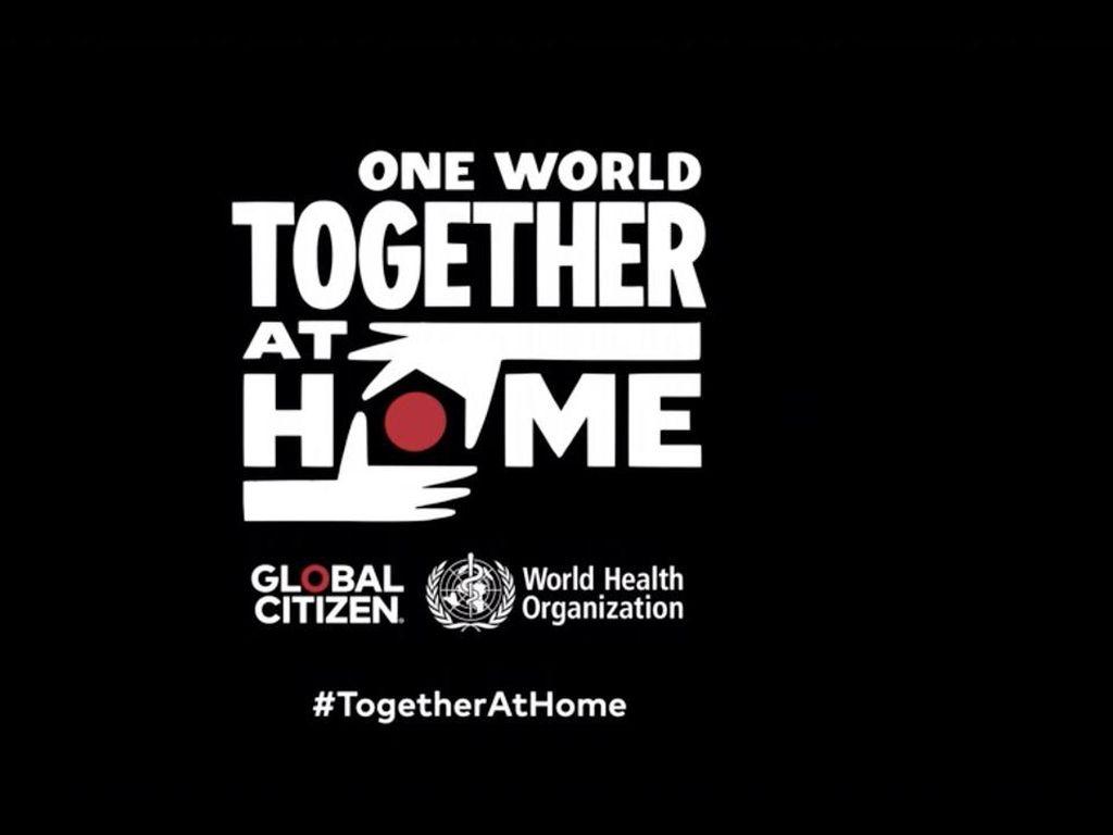 Ini Cara Saksikan Live Konser One World: Together At Home