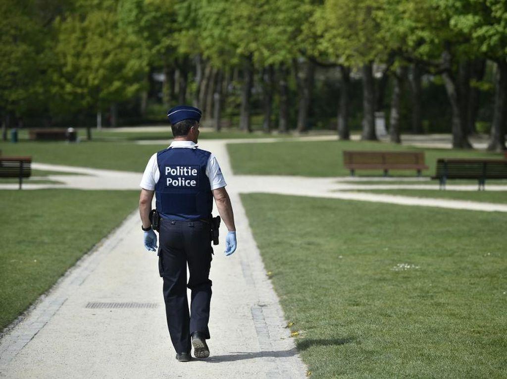 Catat Kematian Corona Tertinggi di Eropa, Belgia: Kami Transparan Soal Data