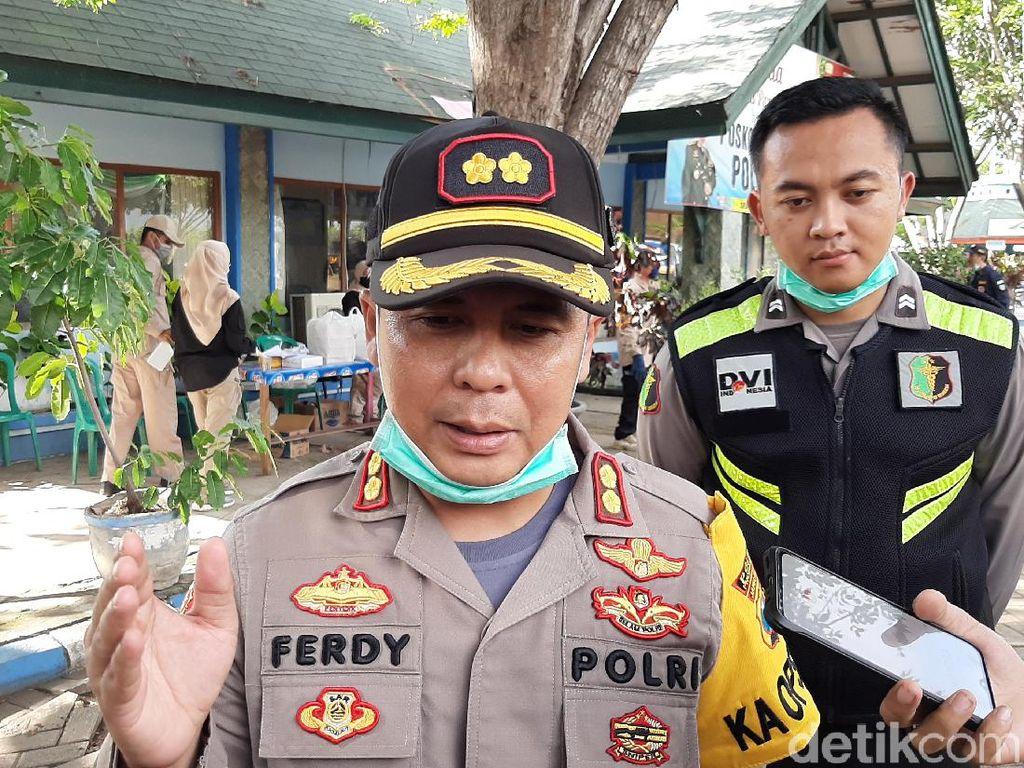 Kasus Foto Hubungan Asmara Sejenis Polisi Probolinggo Ditangani Polda Jatim
