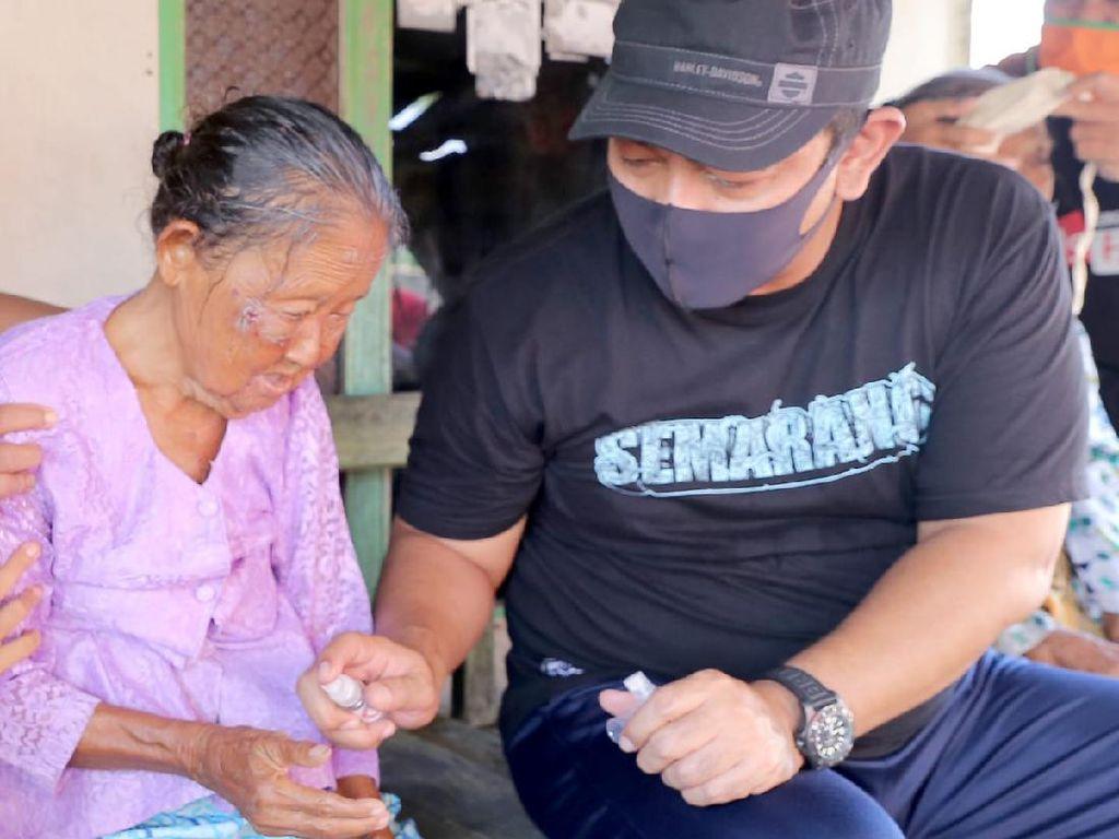 Cegah Corona, Walkot Semarang Keliling Kampung Edukasi Hidup Bersih