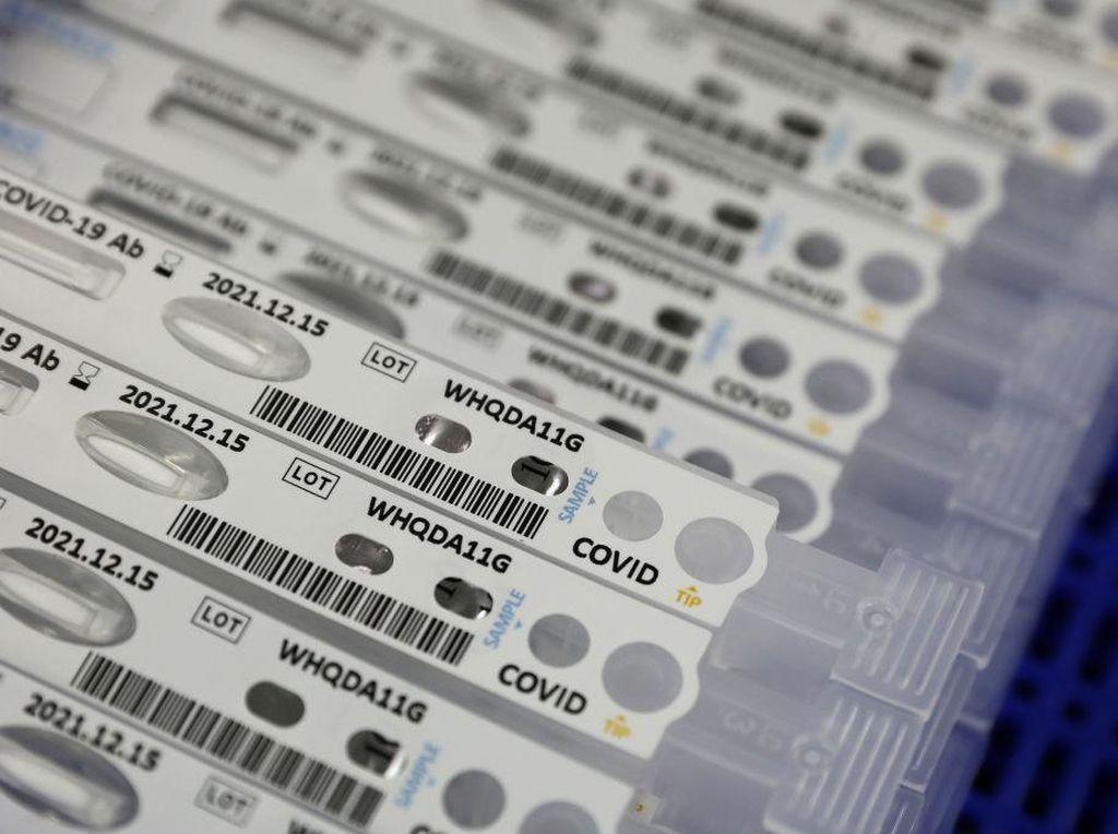 Cilegon Kurang Alat Rapid Test, Walkot: Anggaran Ada Barang Susah Didapat