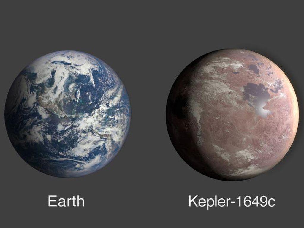 Planet Mirip Bumi Ditemukan, Ukuran dan Temperaturnya Serupa