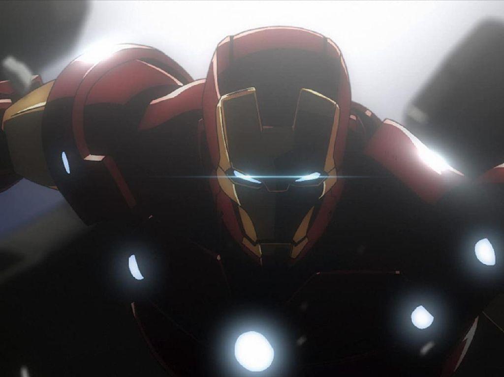 Selain Ayah Sinchan, Keiji Fujiwara Pernah Isi Suara Iron Man