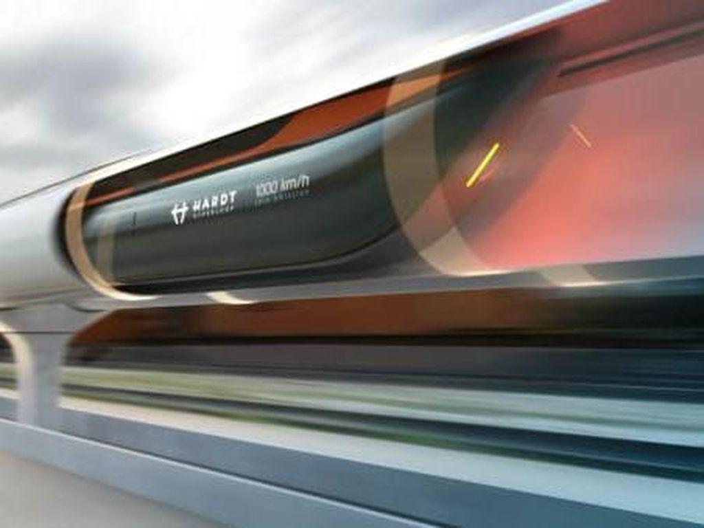 Hyperloop, Kereta Futuristik Penakluk Pesawat