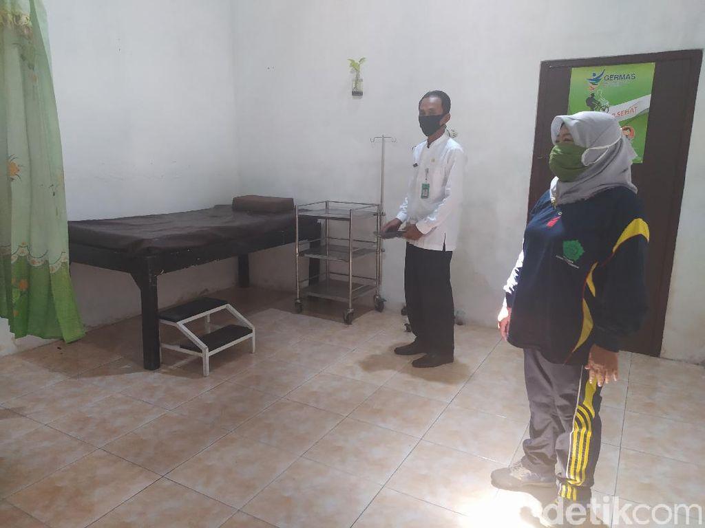 Gudang di Sidoarjo Ini Disulap Jadi Ruang Isolasi Mandiri untuk Pemudik