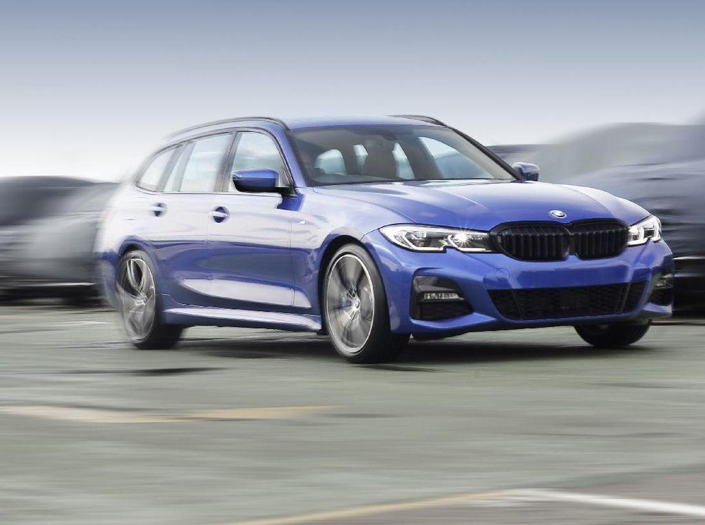 BMW Rilis Seri 3 Touring di Indonesia, Cuma Tersedia 25 Unit