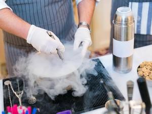 Kreasi Gastronomi Molekuler: Makanan dan Kue Unik Bikin Terkejut