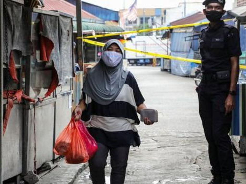 Pemerintah Jamin Pemulangan TKI yang Terperangkap di Malaysia Akibat Lockdown