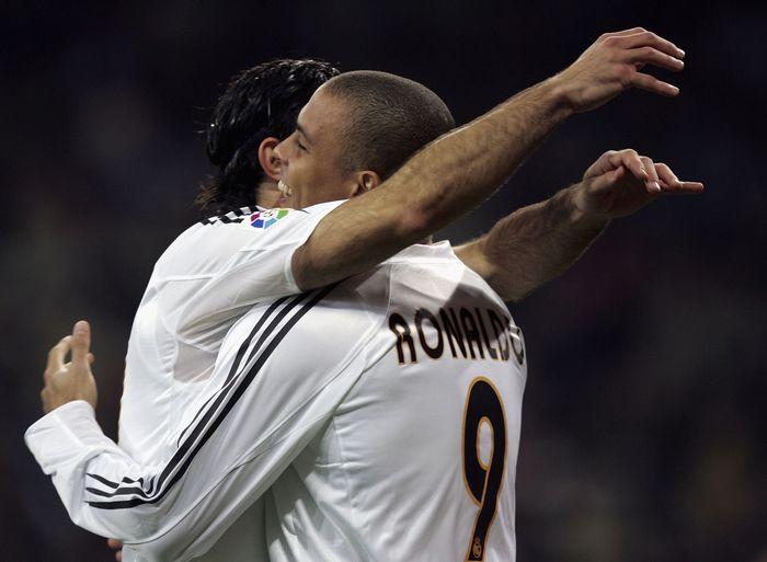Luis Figo dan Ronaldo