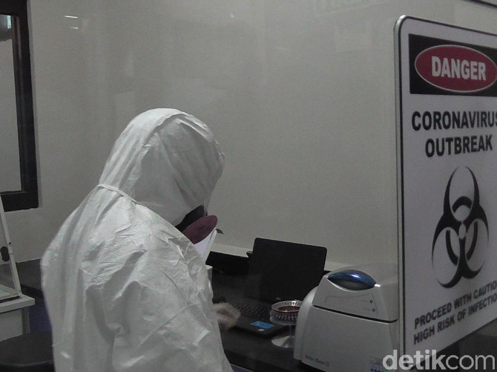 Tak Lagi ke Makassar-DKI, Gorontalo Siap Periksa 100 Spesimen Corona Sehari