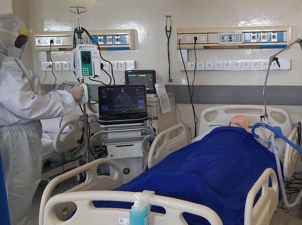 Pasien RSKI Unair Sejak Maret 86,7% Warga Surabaya, Ini Rinciannya