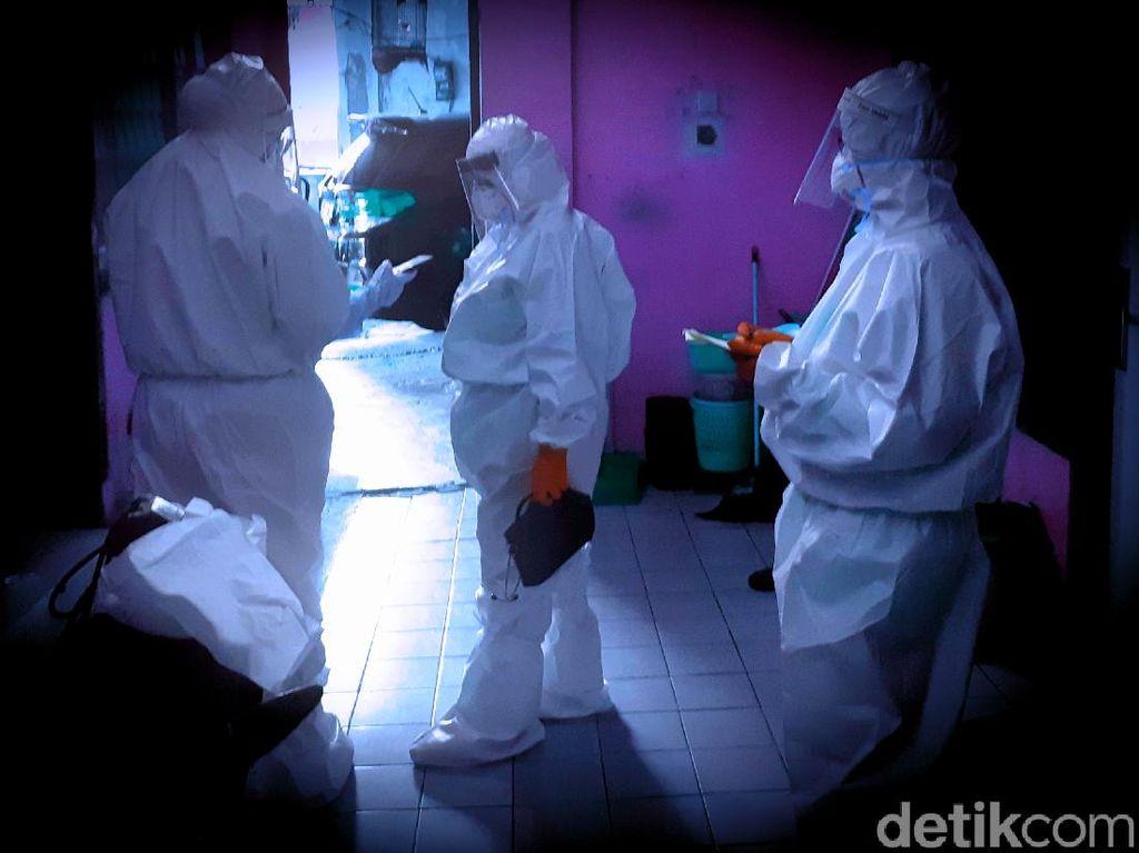 Rapid Test 34 Paramedis Puskesmas di Kaltim Reaktif, Diduga Tertular Pasien