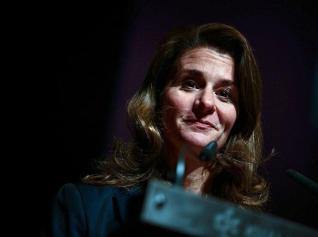 Melinda Gates Utamakan Kulit Hitam Divaksin Corona, Benarkah?
