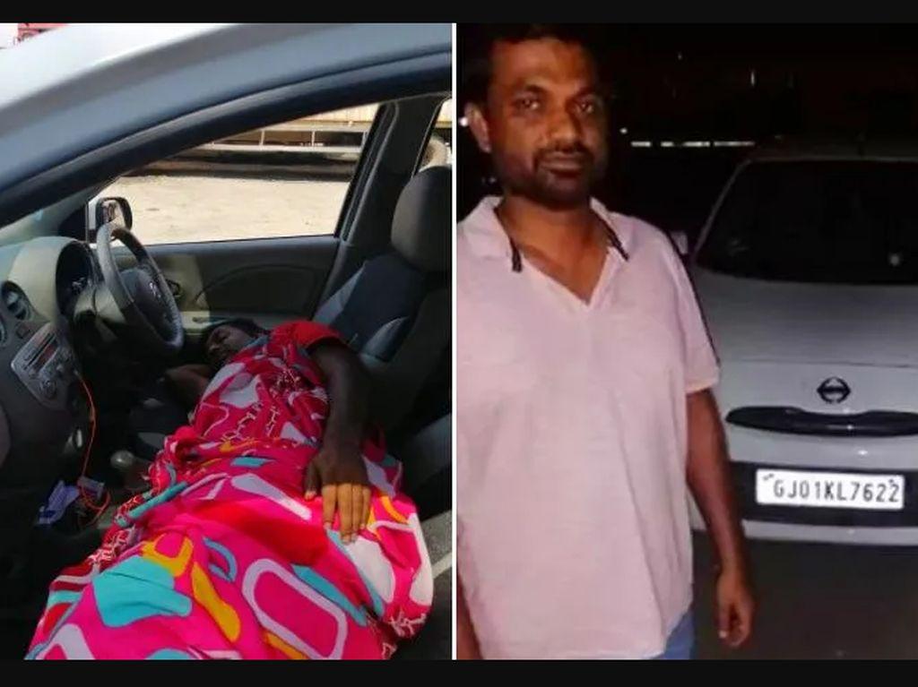 Terjebak Lockdown, 2 Pria Ini Tinggal di Mobil Selama 21 Hari
