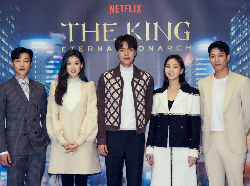 Bocoran Episode Pertama The King: Eternal Monarch dari Para Cast