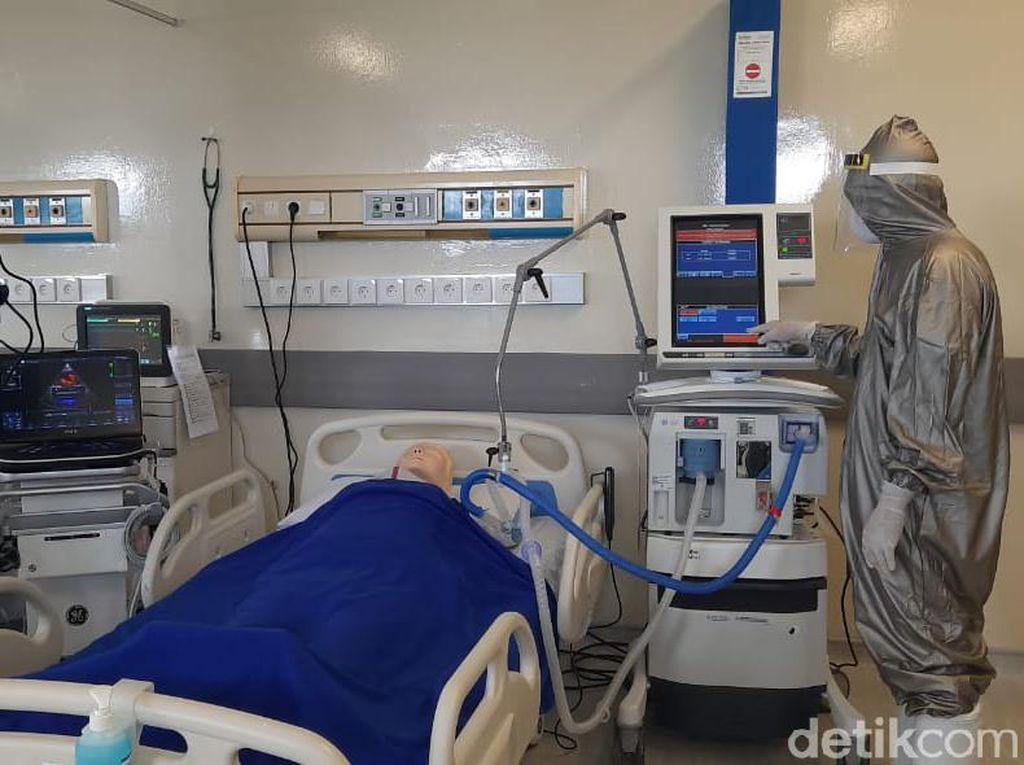 RS Unair yang Didukung CT Corp Sudah Tangani Lebih dari 300 Pasien Corona