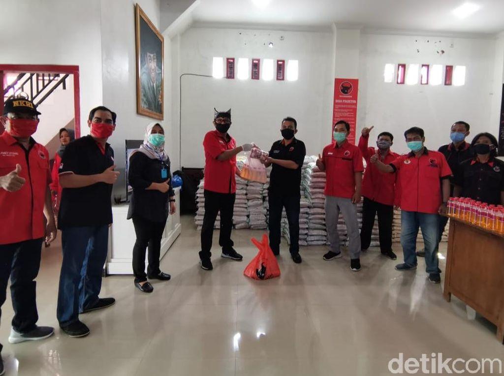 7,5 Ton Beras Disalurkan untuk Warga Terdampak Corona di Banyuwangi