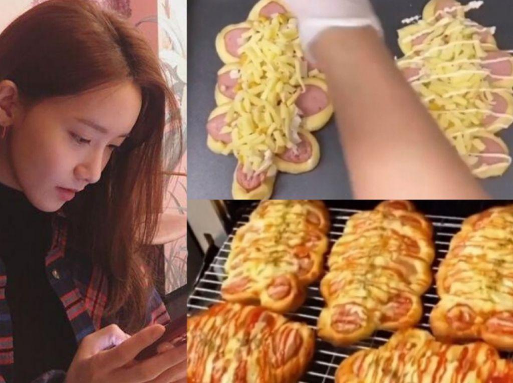 Makin Jago Buat Kue, YoonA Bikin Ngiler Member Girls Generation